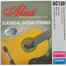 Струны для классической гитары Alice AC130