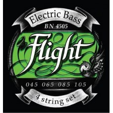 Струны для бас гитары FLIGHT BN4505