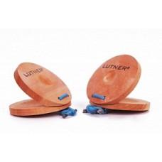 Кастаньеты деревянные Lutner G10-1