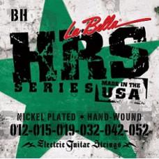 Струны для электрогитары La Bella HRS-BH