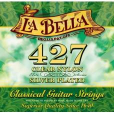 Струны для классической гитары LA BELLA 427