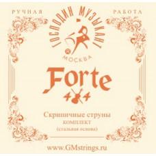 Струны для скрипки Господин Музыкант VN327 FORTE4/4