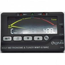 Цифровой метроном-тюнер Cherub WMT-578RC