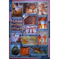 Комплект таблиц. Мировая художественная культура. Всемирная живопись